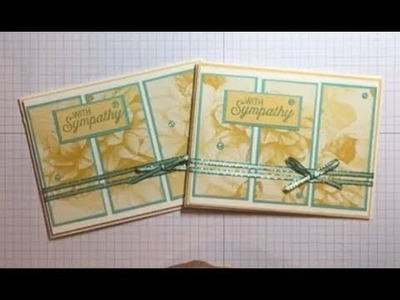 Fast and Beautiful Time for Tea Sympathy Card