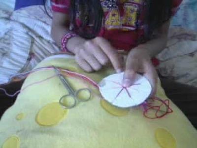 How to make Friendship Bracelets~ Circle