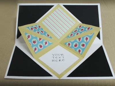 How to make Thank You Cards for Teachers