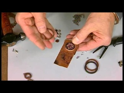 Layering Metal Components by Mary Hettsmansperger featuring TierraCast Components