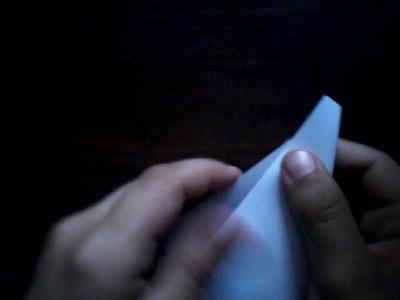 Origami-world:origami ninja stars (PART 1).