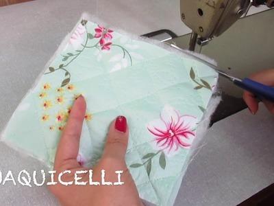 Pegador e Descanso de Panela - Pan cloth holder and rest -Pegador y resto de tejido de Olla