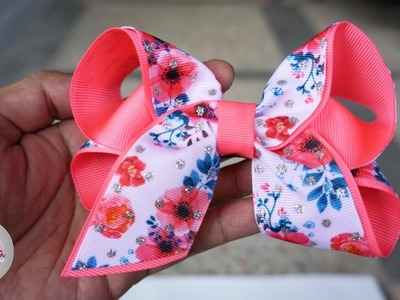[PREVIEW] Laço Boutique Charme ???? Ribbon Bow ???? DIY by Elysia Handmade