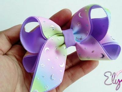 [PREVIEW] Laço Boutique Charme Fita N5 ???? Ribbon Bow ???? DIY by Elysia Handmade