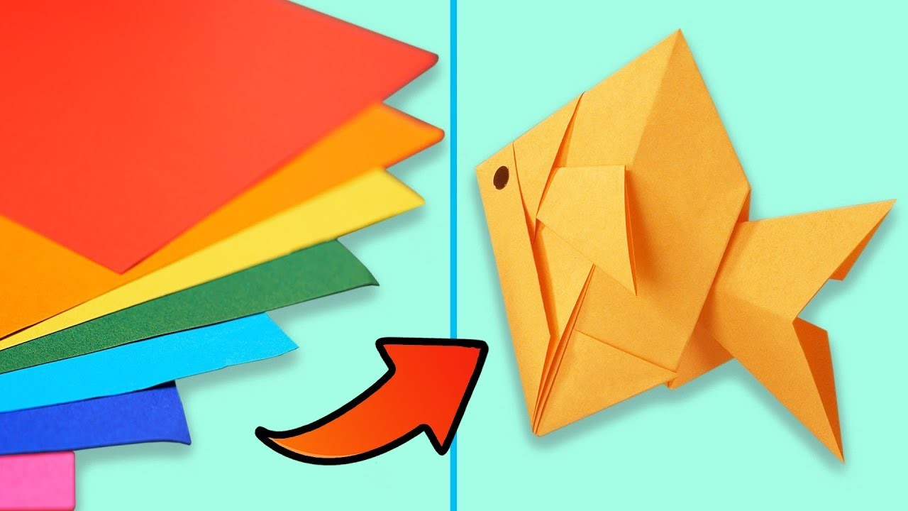 11 SIMPLE ORIGAMI IDEAS FOR KIDS