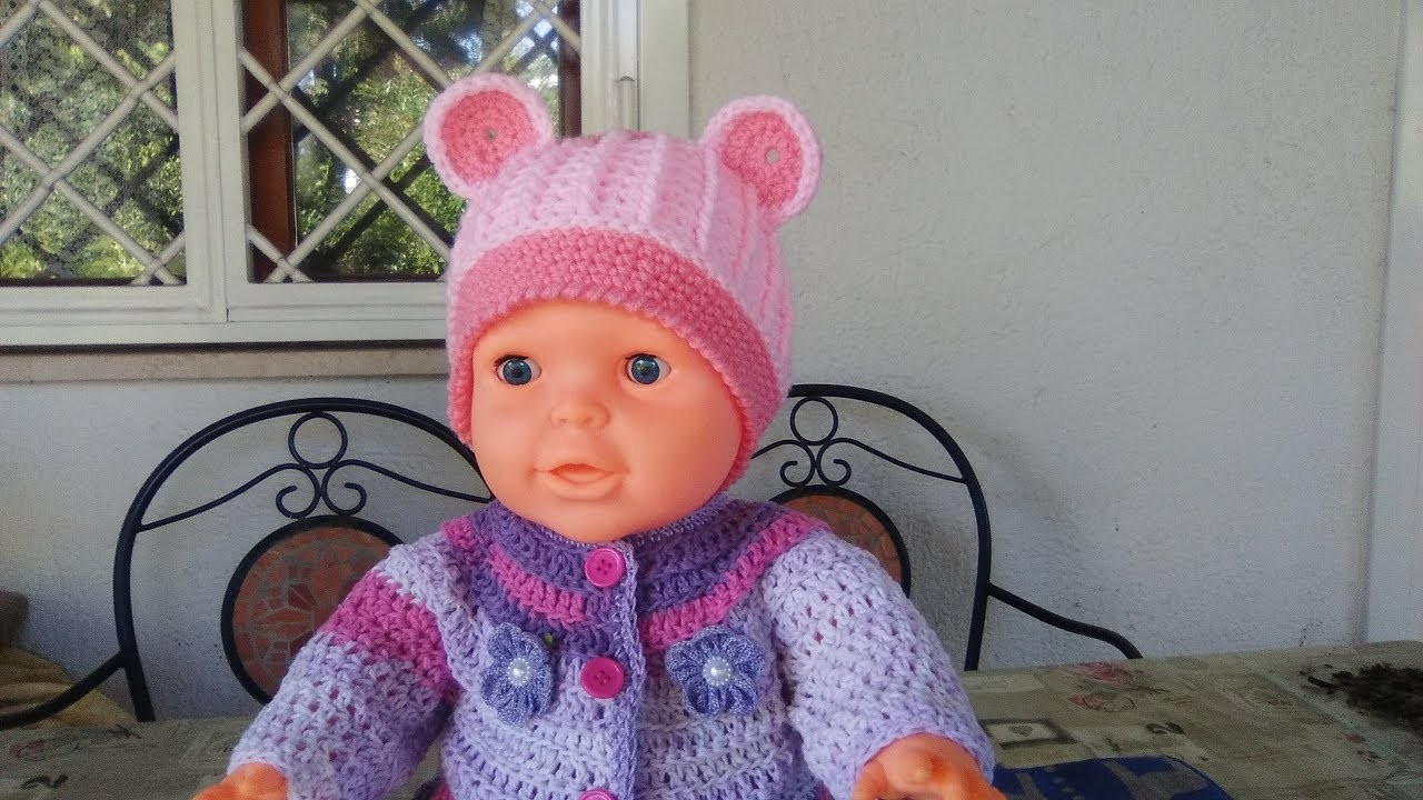 CALCULATE CROCHET HAT SIZE TUTORIAL any size from baby to adult ALEX
