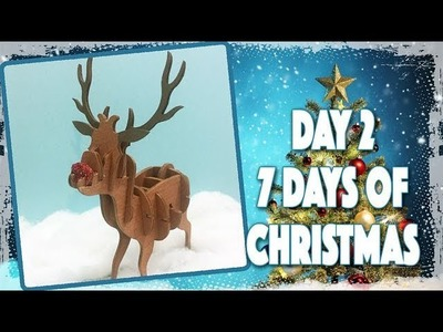 Day 2 - 7 Days of Christmas 2017 - Create Your Own Stag Kit