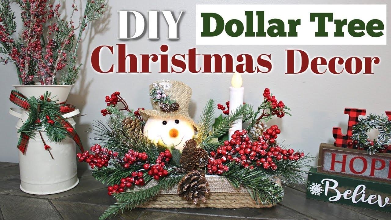 DIY Dollar Tree Christmas Decor   Dollar Tree Lighted Christmas DIY   Lighted Christmas Basket