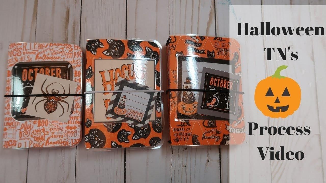 ????Halloween Micro TN's - Process Video - All Sold????