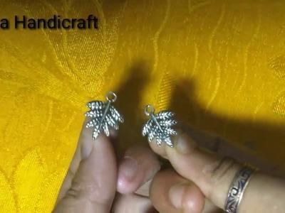 How to make junk jewellery making (thread jewellery, silver jewellery)