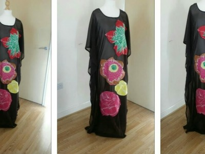 How to Make Kaftan with Patch