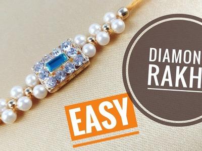 How to Make Rakhi at Home | Rakhi Ideas for Competition | Rakhi Making Tutorial by Jewellery Box