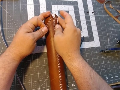 Make A Leather Map Case by Hexadecimil