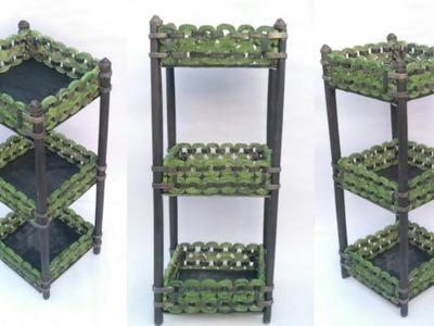 Multi storage basket | newspaper basket | newspaper tokri | newspaper craft | HMA##201