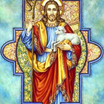 Our Saviour Jesus Christ Cross Stitch Pattern***LOOK***