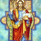 CRAFTS Our Saviour Jesus Christ Cross Stitch Pattern***LOOK****Buyers Can Download Your Pattern As Soon As They Complete The Purchase