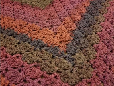 "The ""On Butterfly Wings"" Shawl Crochet Tutorial!"