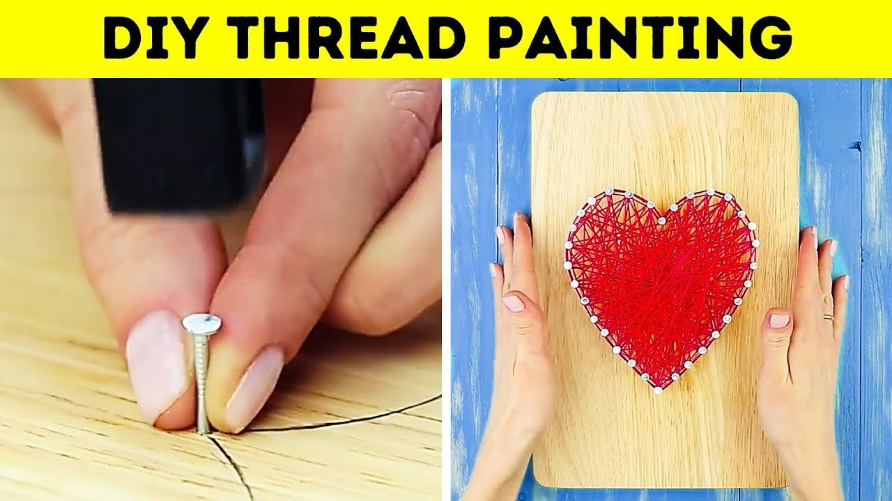 17 INSPIRING CRAFTS YOU'LL WANT TO MAKE RIGHT NOW