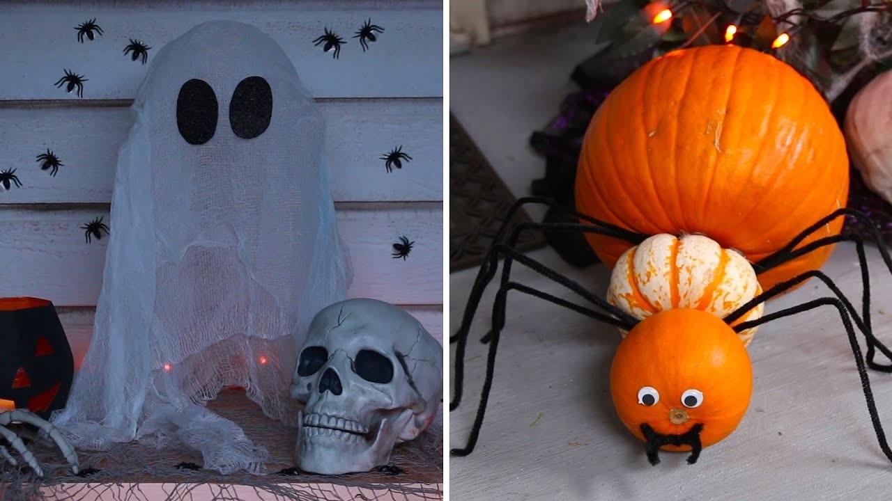 spooky halloween decorations - 1280×720
