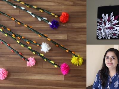 2 बहुत असान Decor Ideas - DIY Home Decoration Ideas
