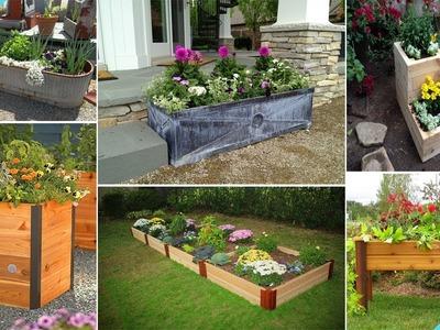 50+ DIY raised pot ideas | DIY garden