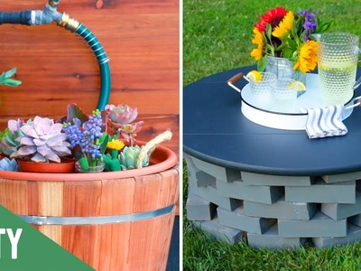 9 Ways To Spruce Up Your Backyard