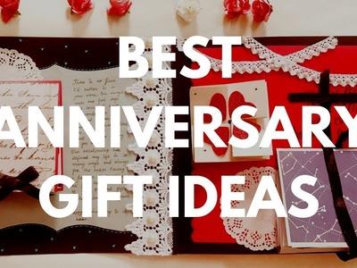 Best Anniversary Gift idea | Scrapbook ideas