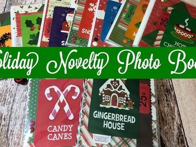 Craft Fair Idea #17:  Holiday Novelty Photo Books ???? | 2018