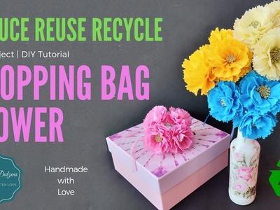 D.I.Y. Shopping Bag Flower Bunch | MyInDulzens