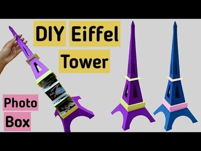 DIY Eiffel Tower Box | Step by Step Full Tutorial |