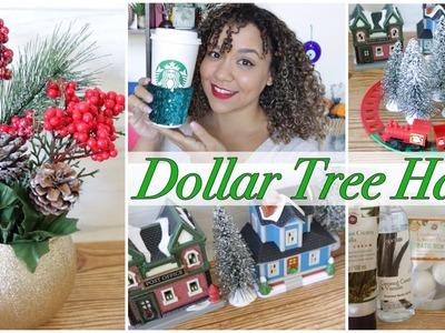 Dollar Tree Haul Christmas Decor