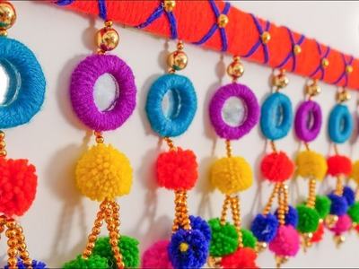 Easy Diwali decoration ideas from best out of waste   Artkala