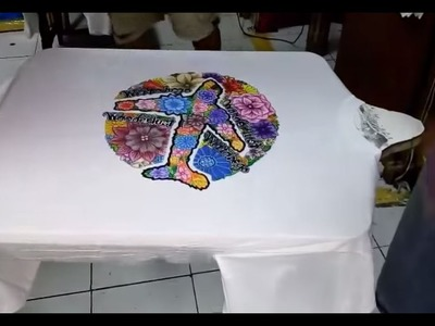 FULL COLOR SILKSCREEN PRINTING (CMYK) Part 2