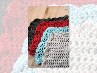 How to crochet jacob's ladder