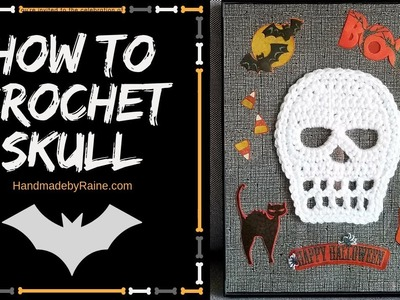 How to crochet skull ???????? - 2nd edition