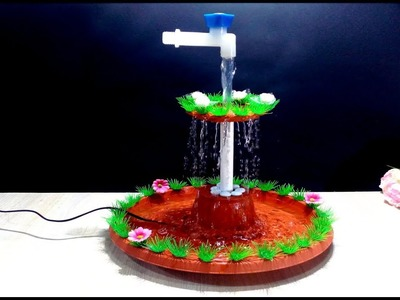 How to Make a Floating Fountain very easy. DIY