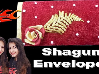 How to make Shagun Envelope  -  JK Wedding Craft  165