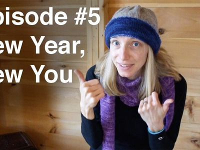KnittingtheStash Episode 5: New Year, New You