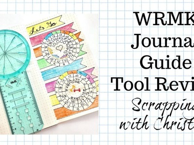 New TOOL! We R Memory Keepers Journal Guide Review