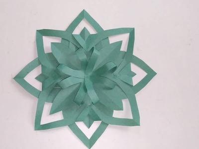Paper Flower Design    DIY Home Decor    Paper Cutting    Paper Crafts    Paper Cutting Easy