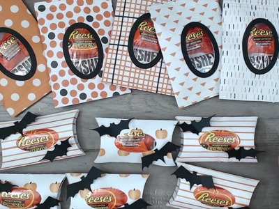 QUICK | EASY | FUN HALLOWEEN TREAT BAGS | FOR THE KIDS