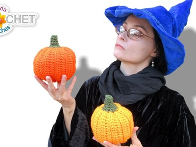 Stuffed Pumpkin - Jayda InStitches Halloween Crochet Special!