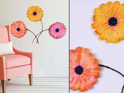 Wall Hanging !! Drawing Room Wall Decor Idea || DIY Paper Craft || How to Make Wall Hanging at Home