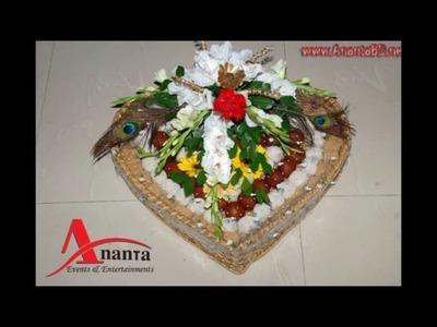 Wedding Dala kula decoration in Bangladesh | Wedding Bangladesh | Bangladeshi Wedding Planners
