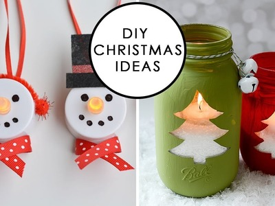 10 Awesome DIY Christmas Décor Ideas