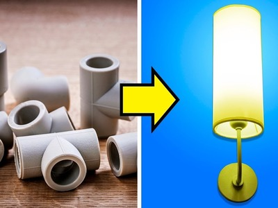 18 AMAZING DIYs AND HACKS FOR YOUR HOME