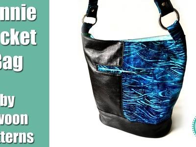 Bonnie Bucket Bag Full Tutorial - Swoon Patterns