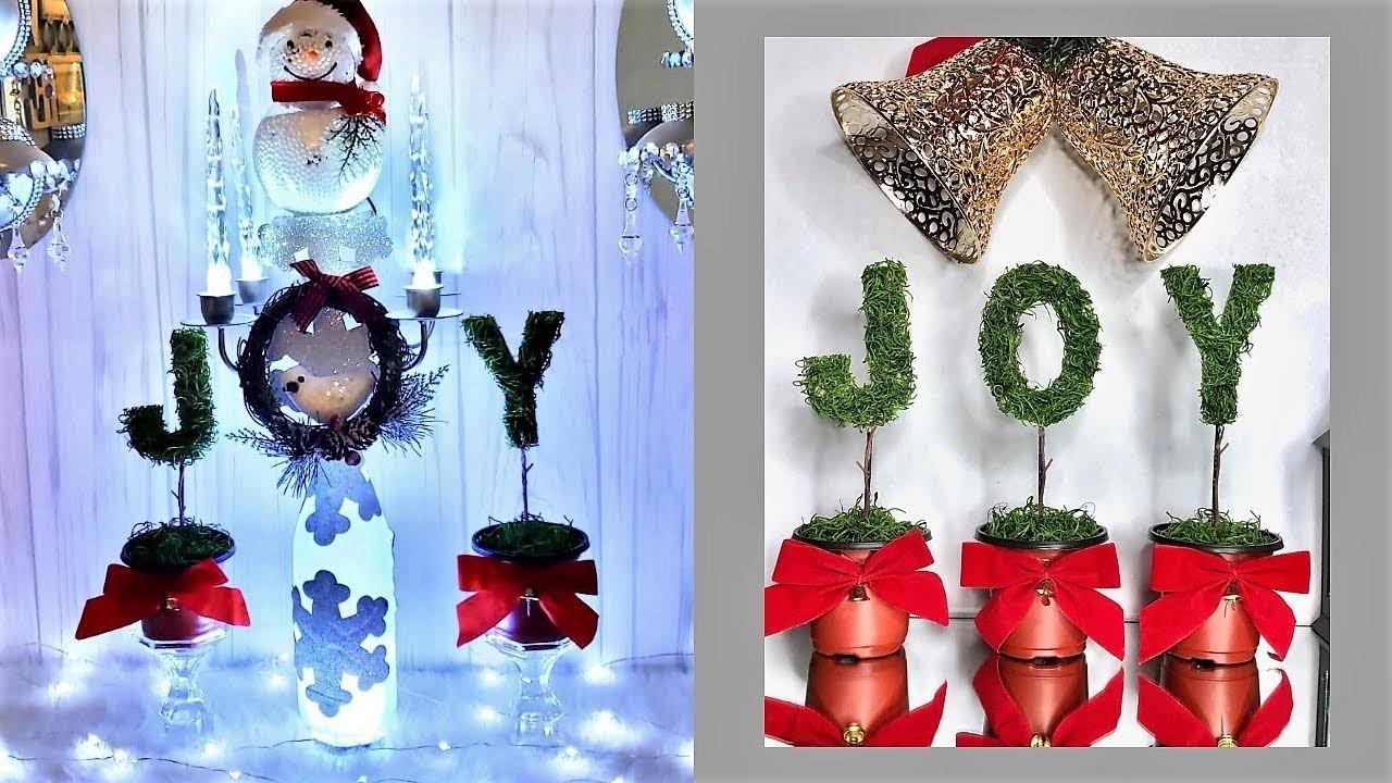 Christmas Diy for Offices and Homes| Christmas Gift Ideas| Christmas Decor ideas!