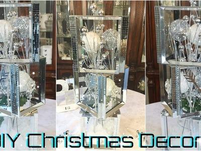 CHRISTMAS DOLLAR TREE DIY | CHRISTMAS DECOR 2018