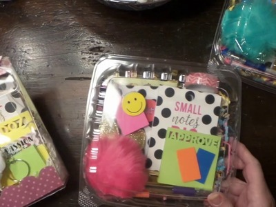 Countdown to Christmas Craft Fair: Planner Kits for Tweens
